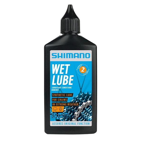 shimano wet lube zincir yağı